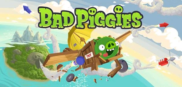 Bad Piggies, el nou joc de Rovio