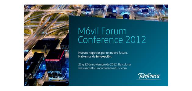 Móvil Forum Conference 2012