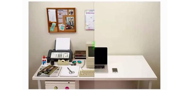 Evolució de l'escriptori