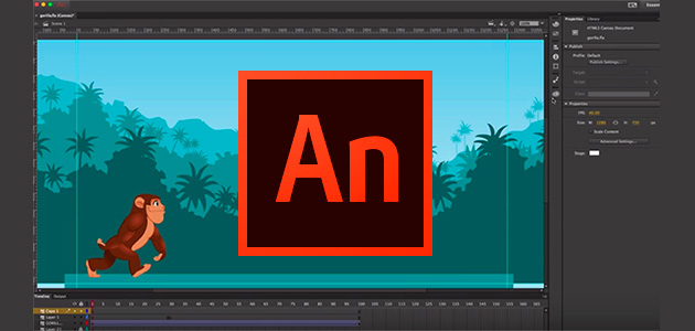 Adobe Animate CC substituirà Flash