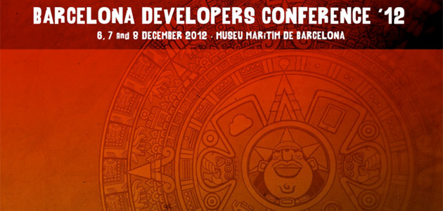 Barcelona Developers Conference 2012