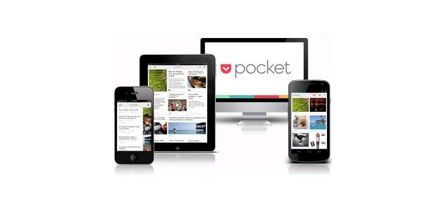 Pocket: una aplicació per llegir el contingut guardat
