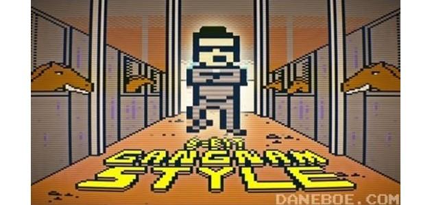 El Gangnam Style a 8 bits