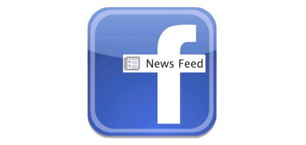 Com organitza Facebook el seu feed de notícies
