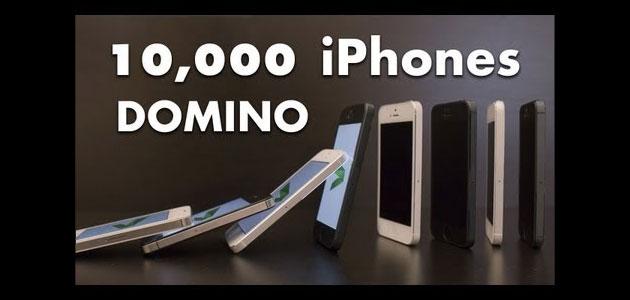 10.000 Iphones