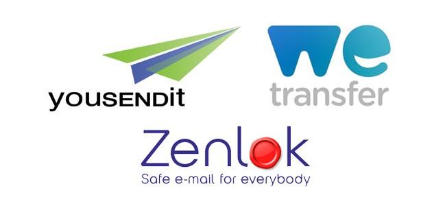 3 opcions per enviar emails amb arxius de varies megues