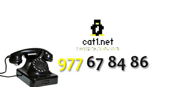 Nou telèfon de contacte