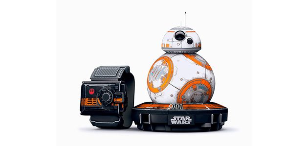 Nou BB-8 de Star Wars controlable