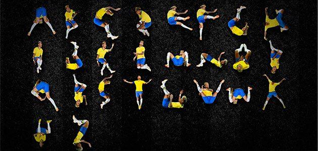 Tipografia Neymar